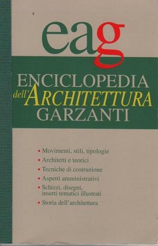 Enciclopedia dell'architettura garzanti